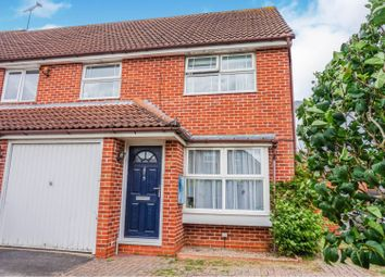 Thumbnail 3 bed end terrace house for sale in Bretton, Burgess Hill
