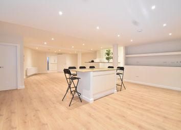 Thumbnail 3 bed flat to rent in Camden Park Road, Camden