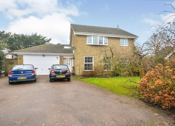 Thumbnail 4 bed detached house for sale in Windsor Road, Waltham On The Wolds, Melton Mowbray