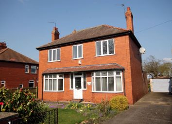 Thumbnail 3 bed detached house for sale in Highfield Road, Bubwith, Selby