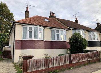 Thumbnail 3 bed bungalow for sale in Howard Avenue, Rochester, Kent