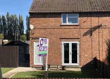 Thumbnail 2 bed semi-detached house for sale in Dozens Bank, West Pinchbeck, Spalding