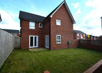 Thumbnail 4 bedroom detached house for sale in Holden Drive, Pendlebury, Swinton, Manchester
