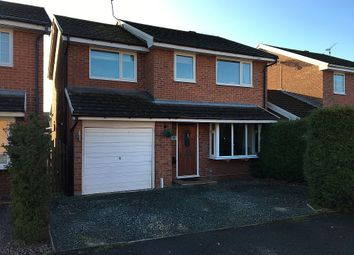Thumbnail 4 bed detached house for sale in Gorse Crescent, Marford, Wrexham, North Wales