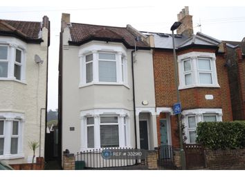 Thumbnail 4 bed semi-detached house to rent in Ridley Road, Bromley