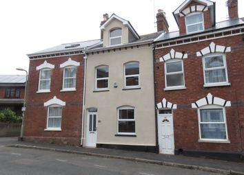 Thumbnail 5 bedroom terraced house to rent in Culverland Road, Exeter