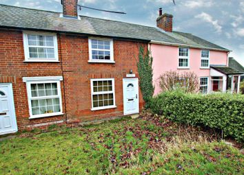 Thumbnail 1 bed cottage to rent in Pear Tree Cottages, Holbrook Road, Ipswich
