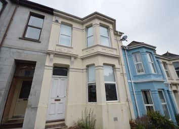 Thumbnail 1 bed flat for sale in Beatrice Avenue, Lipson, Plymouth