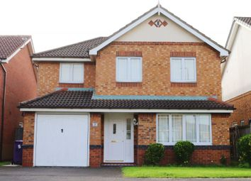 Thumbnail 4 bed detached house for sale in Whitewood Park, Liverpool, Merseyside