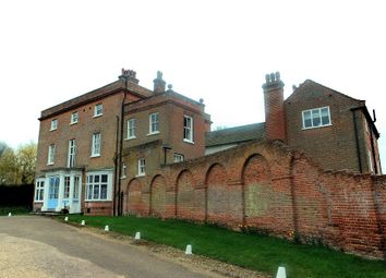 Thumbnail 2 bed link-detached house to rent in Ditchingham House, Ditchingham, Bungay