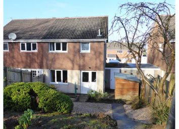 Thumbnail 3 bed semi-detached house for sale in Currievale Drive, Currie