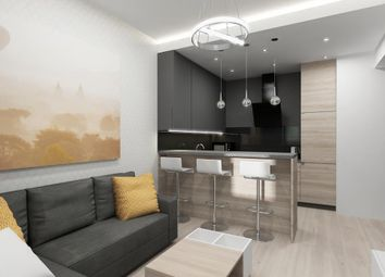 Thumbnail 1 bed flat for sale in Centrium Building, Woking
