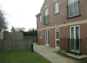 Thumbnail 2 bedroom flat for sale in Castle Hill Court, Eckington