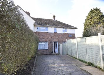 Thumbnail 3 bed end terrace house to rent in Winchelsea Road, East Sussex