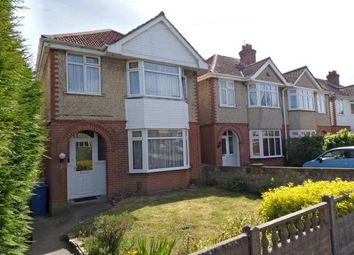 Thumbnail 3 bedroom detached house for sale in Sheringham Road, Poole