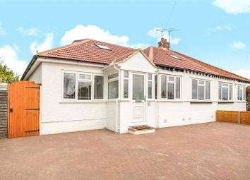 Thumbnail 4 bed semi-detached bungalow for sale in Athol Gardens, Pinner, Middlesex