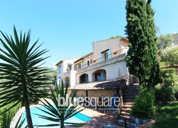 Thumbnail 5 bed property for sale in Le Rouret, Alpes-Maritimes, 06650, France