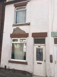 Thumbnail 2 bedroom terraced house for sale in Rutland Street, Stoke-On-Trent