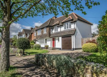 Thumbnail 4 bed detached house for sale in Fordwich Rise, Hertford, Herts