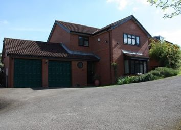 Thumbnail 4 bed detached house to rent in Chestnut Leys, Steeple Claydon, Buckingham