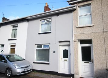 Thumbnail 2 bed terraced house for sale in Station Road, Risca, Newport