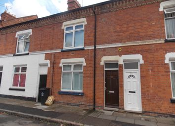 Thumbnail 2 bed flat to rent in Hazel Street, Leicester
