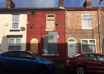 Thumbnail Terraced house for sale in Stonehill Street, Anfield, Liverpool