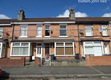 Thumbnail 3 bed terraced house for sale in Richmond Road, Crewe