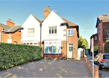 Thumbnail 3 bed semi-detached house for sale in Nottingham Road, Ashby-De-La-Zouch