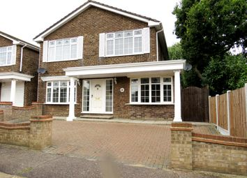 Thumbnail 4 bed detached house for sale in Welbeck Drive, Langdon Hills, Basildon