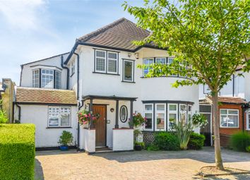 Thumbnail 4 bed detached house for sale in Lansdowne Road, Stanmore