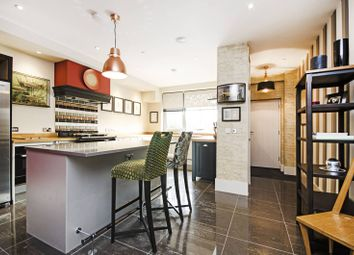 Thumbnail 4 bed terraced house for sale in Sutton Place, Hackney