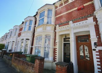 Thumbnail 4 bed terraced house to rent in Liss Road, Southsea, Portsmouth, Hampshire.