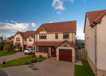 Thumbnail 4 bed detached house for sale in Rhodes Park, North Berwick, East Lothian