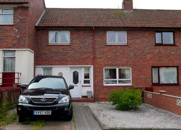 Thumbnail 3 bed terraced house for sale in Burnbank Road, Ayr