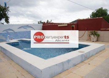 Thumbnail 4 bed villa for sale in Aguas De Busot, Alicante, Spain