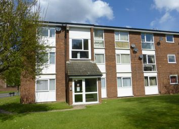 Thumbnail 1 bed flat to rent in Burns Road, Royston