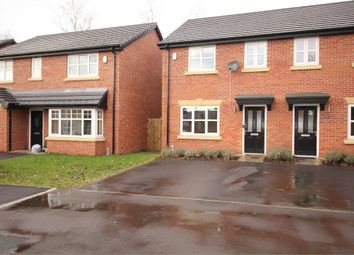 Thumbnail 3 bed semi-detached house for sale in Bluebell Close, Harwood, Bolton, Lancashire