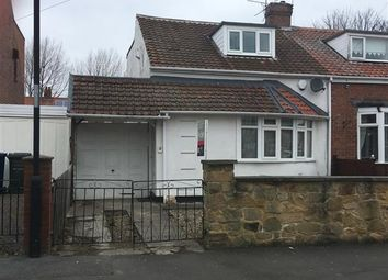 Thumbnail 2 bed bungalow for sale in Highfield Terrace, Walker, Newcastle Upon Tyne