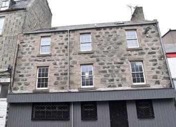 Thumbnail 4 bed maisonette for sale in High Street, Fraserburgh