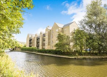 Thumbnail 2 bed flat for sale in The Riverine, Chapel Lane, Sowerby Bridge, West Yorkshire