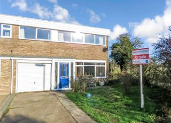 Thumbnail 4 bed end terrace house for sale in Ouse Road, Eaton Ford, St. Neots, Cambridgeshire