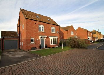 Thumbnail 4 bed detached house for sale in Willow Green, Selby