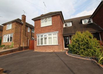 Thumbnail 4 bed semi-detached house for sale in Lupton Avenue, Styvechale, Coventry