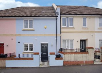 Thumbnail 3 bed terraced house to rent in Dragon Court, Crofts End Road, Bristol