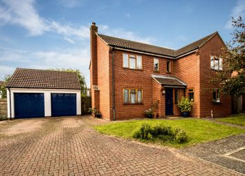 Thumbnail 5 bed detached house for sale in The Sycamores, Bluntisham, Huntingdon, Cambridgeshire.