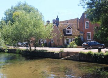 Thumbnail 3 bed cottage for sale in The Causeway, Romsey
