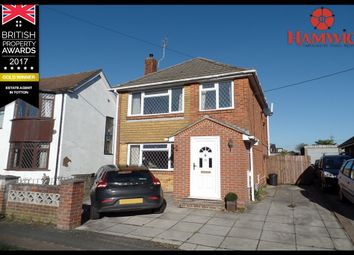Thumbnail 3 bed detached house for sale in Beaumont Road, Southampton