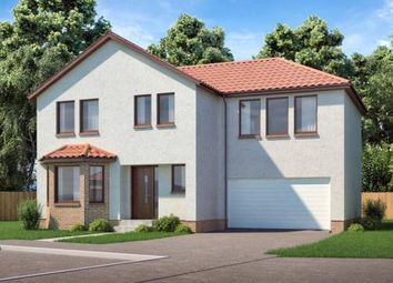 Thumbnail 4 bed detached house for sale in The Kelburn, Plot 48, Huntingtowerfield, Perth, Perth And Kinross