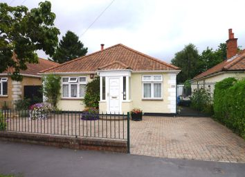 Thumbnail 3 bedroom detached bungalow for sale in Lansdowne Road, West Ewell, Epsom